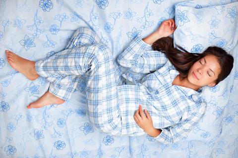 sonno per prevenire le rughe